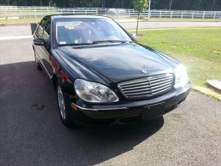 2002 Mercedes S600 V12 Loaded photo