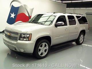 2011 Chevy Suburban Ltz Dvd 31k Mi Texas Direct Auto photo