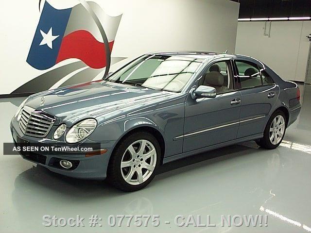 2007 mercedes benz e350 52k mi texas direct auto for Mercedes benz rochester mi