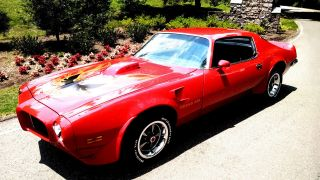 1973 Pontiac Trans Am 455 Sd photo