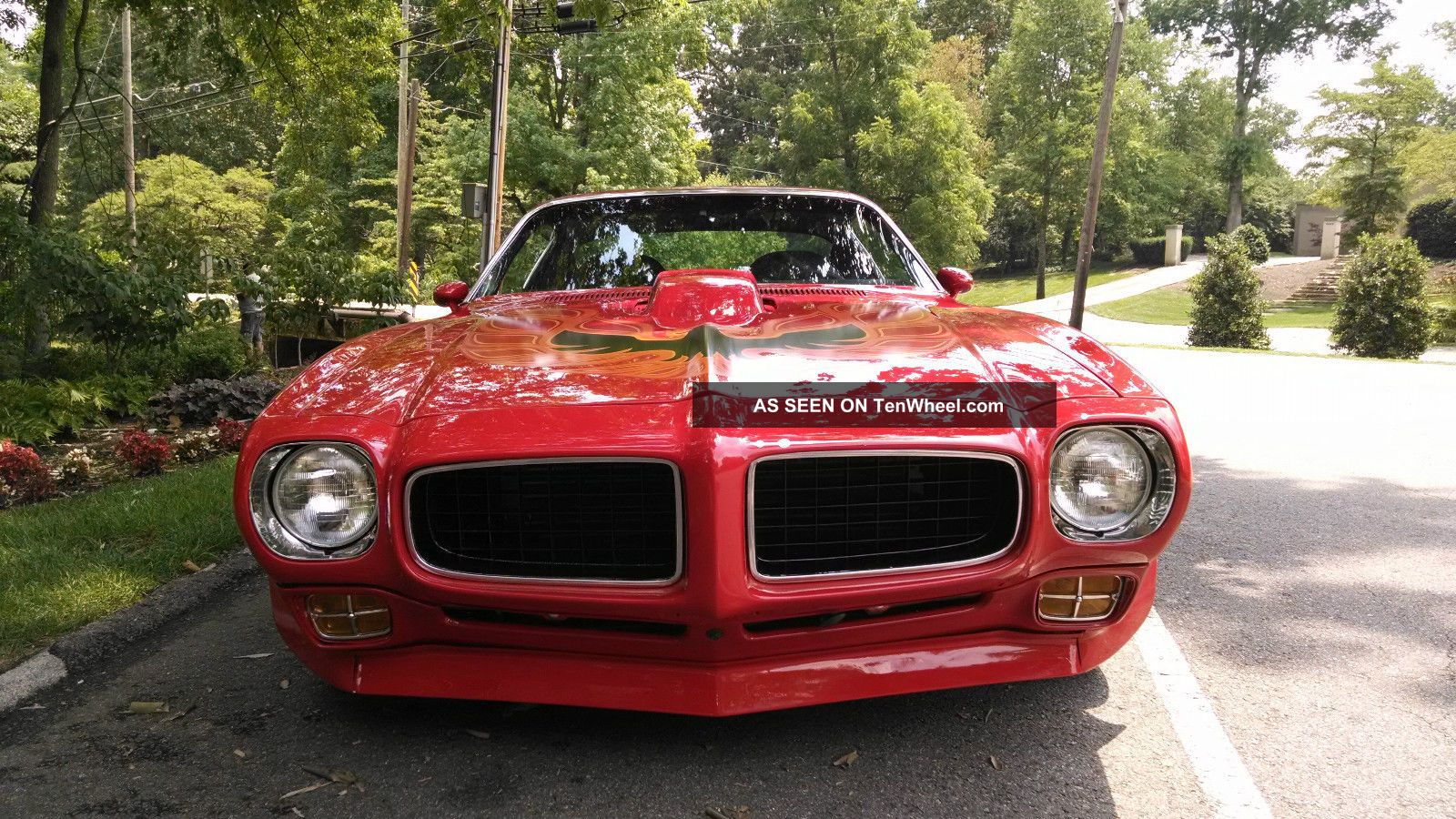 1973 Pontiac Trans Am 455 Sd Photo 8