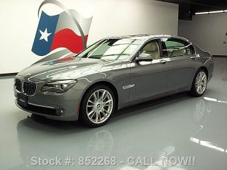 2011 Bmw 750li Bmw Individual 15k Texas Direct Auto photo