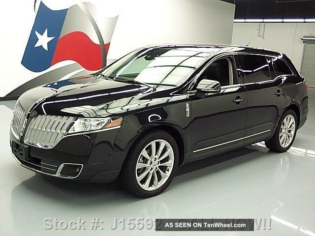 2010 Lincoln Mkt Awd Ecoboost Elite Prem Pano Roof Texas Direct Auto MKT photo