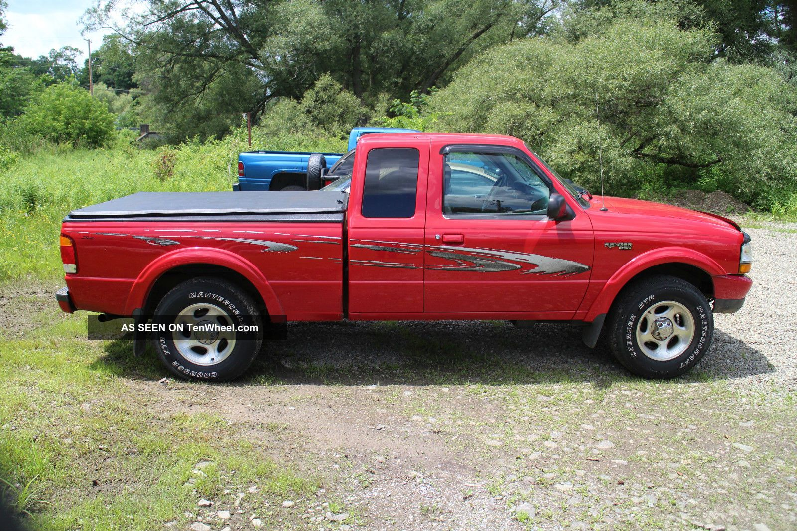 1999 ford ranger xlt ext cab 4 door 4x4 v6. Black Bedroom Furniture Sets. Home Design Ideas