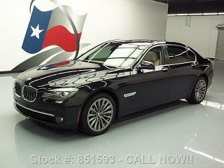 2011 Bmw 750li Twin Turbo 44k Mi Texas Direct Auto photo