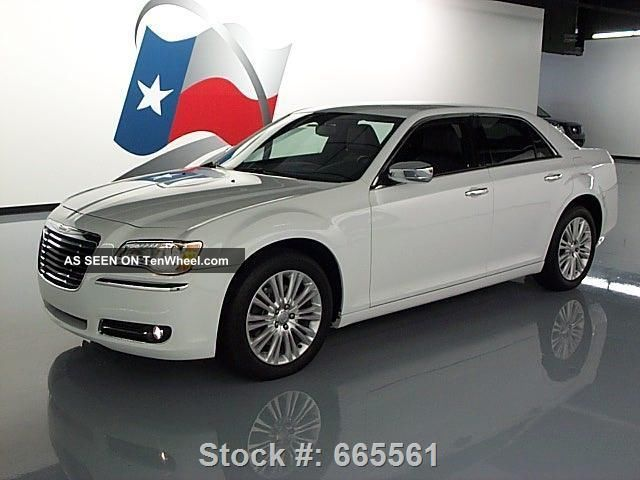 2014 chrysler 300 c luxury series white in texas. Black Bedroom Furniture Sets. Home Design Ideas