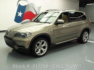 2010 Bmw X5 Xdrive48i Awd Sport Pano Roof 19 ' S 37k Texas Direct Auto photo
