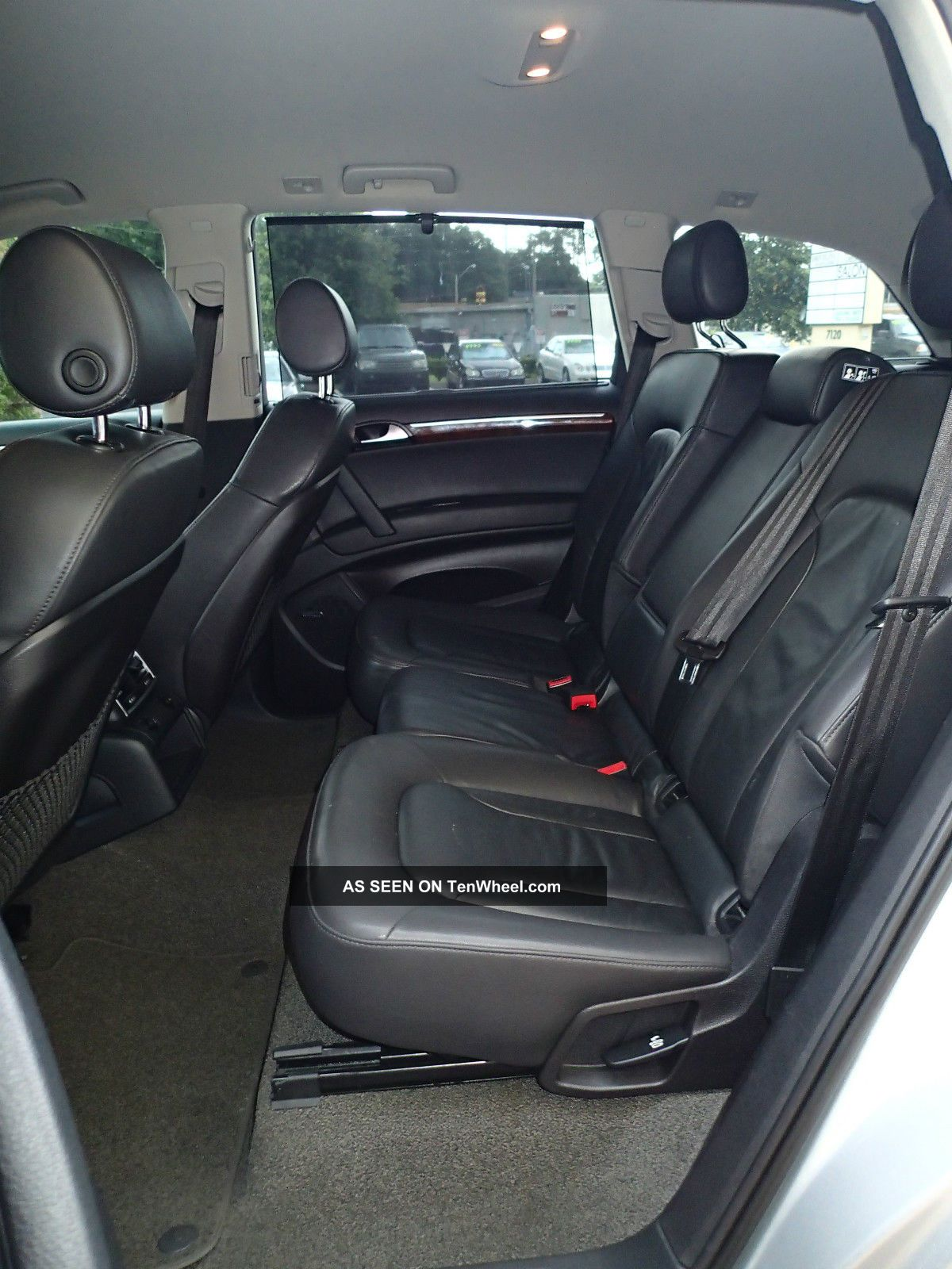 Audi Q Rd Row Seating Awd Florida Car Lgw besides  in addition  in addition  also Row. on 3 row cars with v8