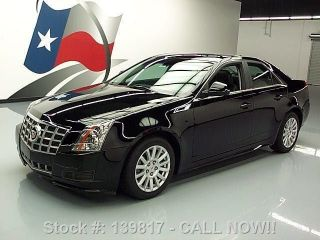 2012 Cadillac Cts4 3.  0 Lux Sedan Awd Pano Roof Texas Direct Auto photo