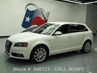 2012 Audi A3 Tdi Premium Plus Diesel S - Line 60k Texas Direct Auto photo