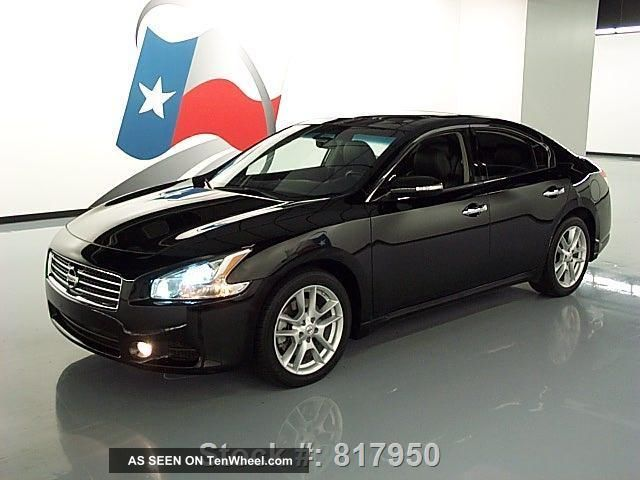 2011 nissan maxima 3 5 sv premium dual 35k texas direct auto. Black Bedroom Furniture Sets. Home Design Ideas