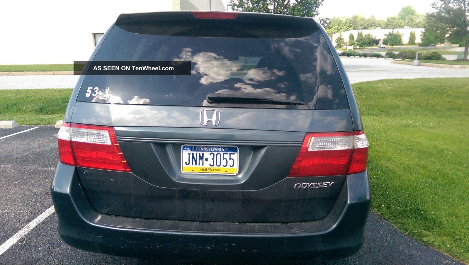 2005 Honda Odyssey Lx Mini Passenger Van 5 - Door 3.  5l Odyssey photo