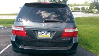 2005 Honda Odyssey Lx Mini Passenger Van 5 - Door 3.  5l photo