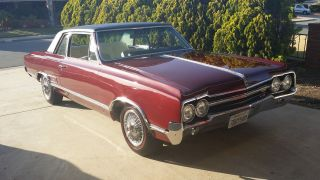 1965 Oldsmobile 442 Base 6.  6l photo