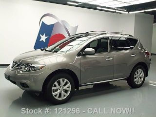 2012 Nissan Murano Sl Dual 21k Mi Texas Direct Auto photo