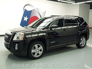 2012 Gmc Terrain Sle Chrome Wheels 25k Texas Direct Auto photo