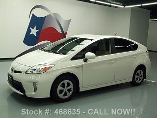 2012 Toyota Prius Two Hybrid Cd Audio Alloy Wheels 17k Texas Direct Auto photo