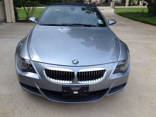 Immaculate 2007 Bmw M6 Convertible photo