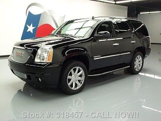 2013 Gmc Yukon Denali Awd Dvd 20 ' S 120 Mi Texas Direct Auto photo
