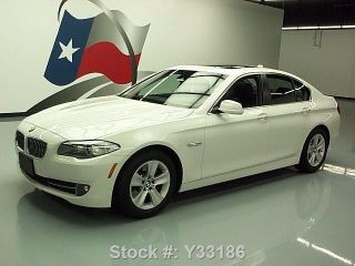 2013 Bmw 528i Twin - Turbo 21k Texas Direct Auto photo