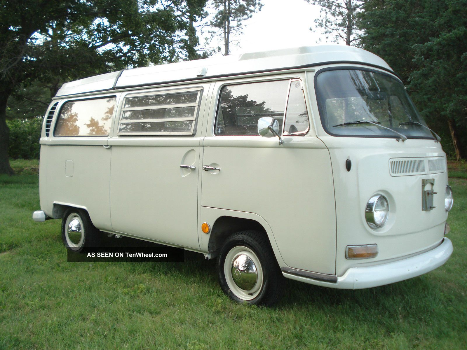 1968 Volkswagen Westfalia Bus/Vanagon photo