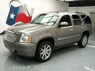 2012 Gmc Yukon Denali Awd Dvd 15k Texas Direct Auto photo
