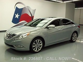 2011 Hyundai Sonata Ltd 2.  0t 46k Texas Direct Auto photo