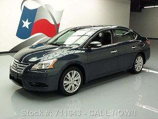 2013 Nissan Sentra Sl Auto Htd 26k Texas Direct Auto photo