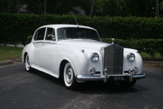 1961 Rolls Royce Long Wheel Base photo