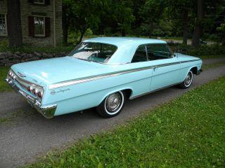 1962 Impala Ss photo