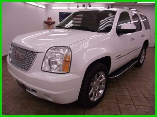 2011 Denali 6.  2l V8 16v Automatic Awd Suv Bose Onstar photo