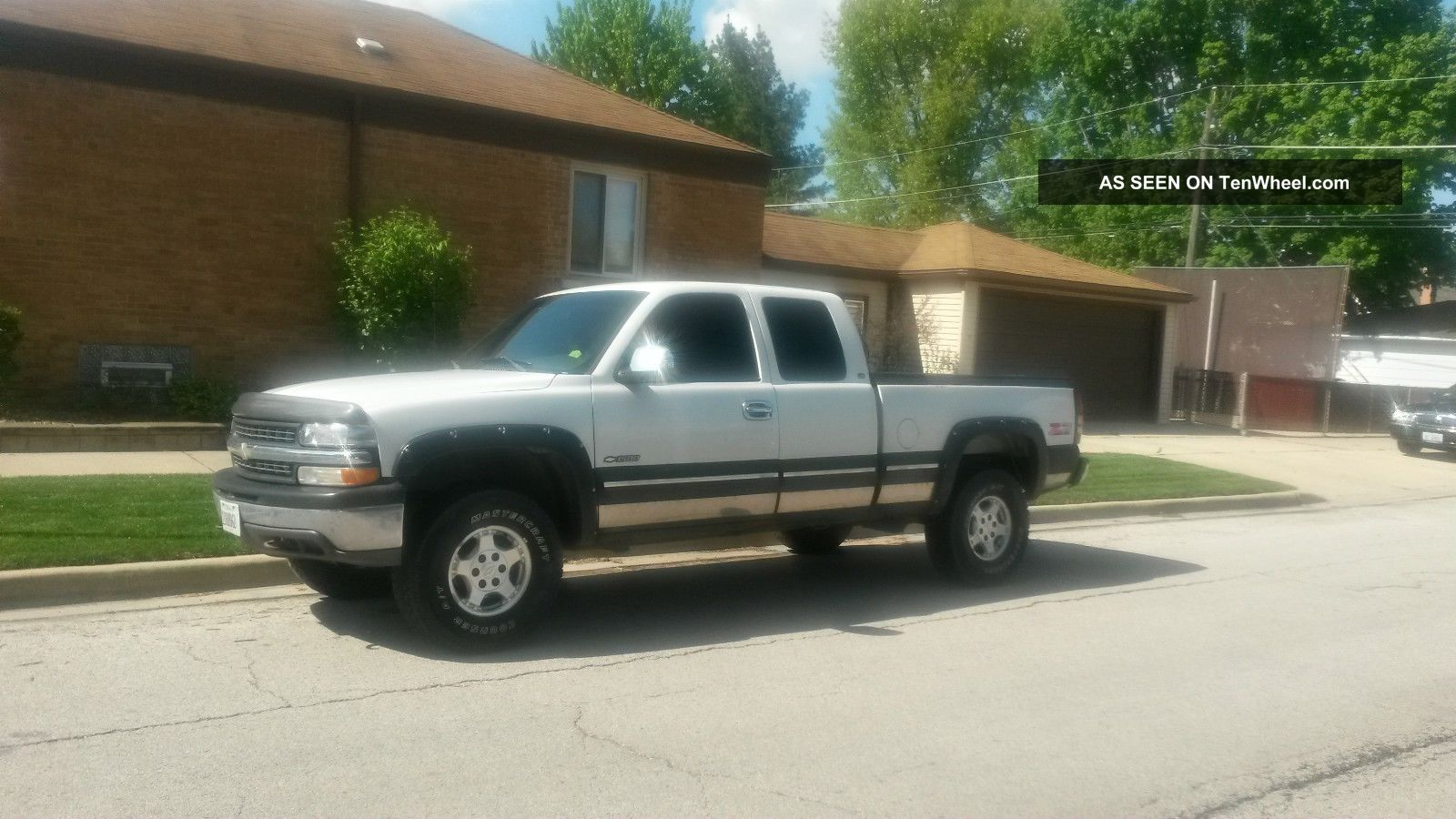2000 chevy silverado 1500 ext cab 4x4. Black Bedroom Furniture Sets. Home Design Ideas