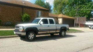 2000 Chevy Silverado 1500 Ext Cab 4x4 photo