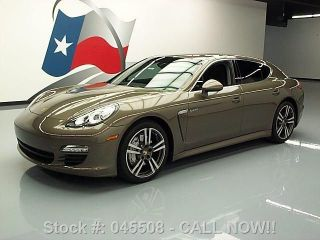 2012 Porsche Panamera S Hybrid 13k Texas Direct Auto photo
