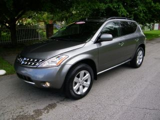 2006 Nissan Murano Sl Sport Utility 4 - Door 3.  5l photo