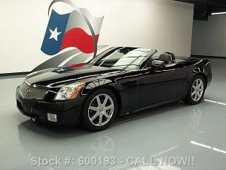 2007 Cadillac Xlr Convertible Hard Top Hud Only 55k Texas Direct Auto photo
