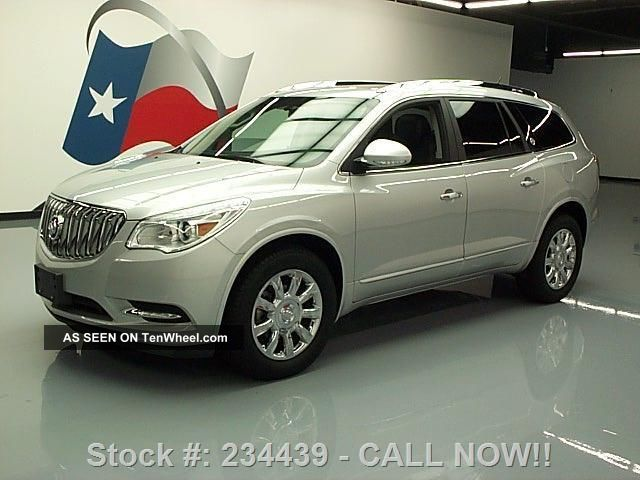 2013 Buick Enclave Awd 24k Mi Texas Direct Auto Enclave photo