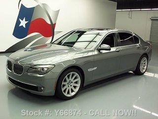 2011 Bmw 750li 37k Mi Texas Direct Auto photo