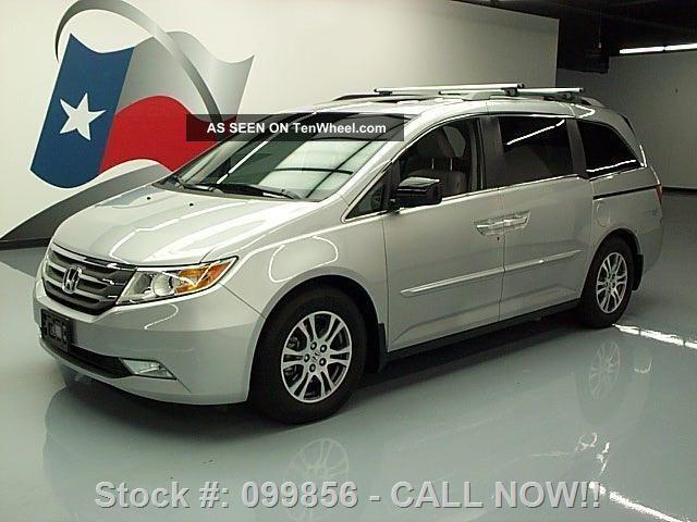 2012 Honda Odyssey Ex - L Htd Dvd 18k Mi Texas Direct Auto Odyssey photo