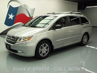 2012 Honda Odyssey Ex - L Htd Dvd 18k Mi Texas Direct Auto photo