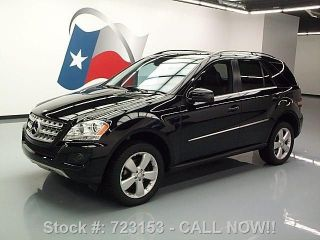 2011 Mercedes - Benz Ml350 19