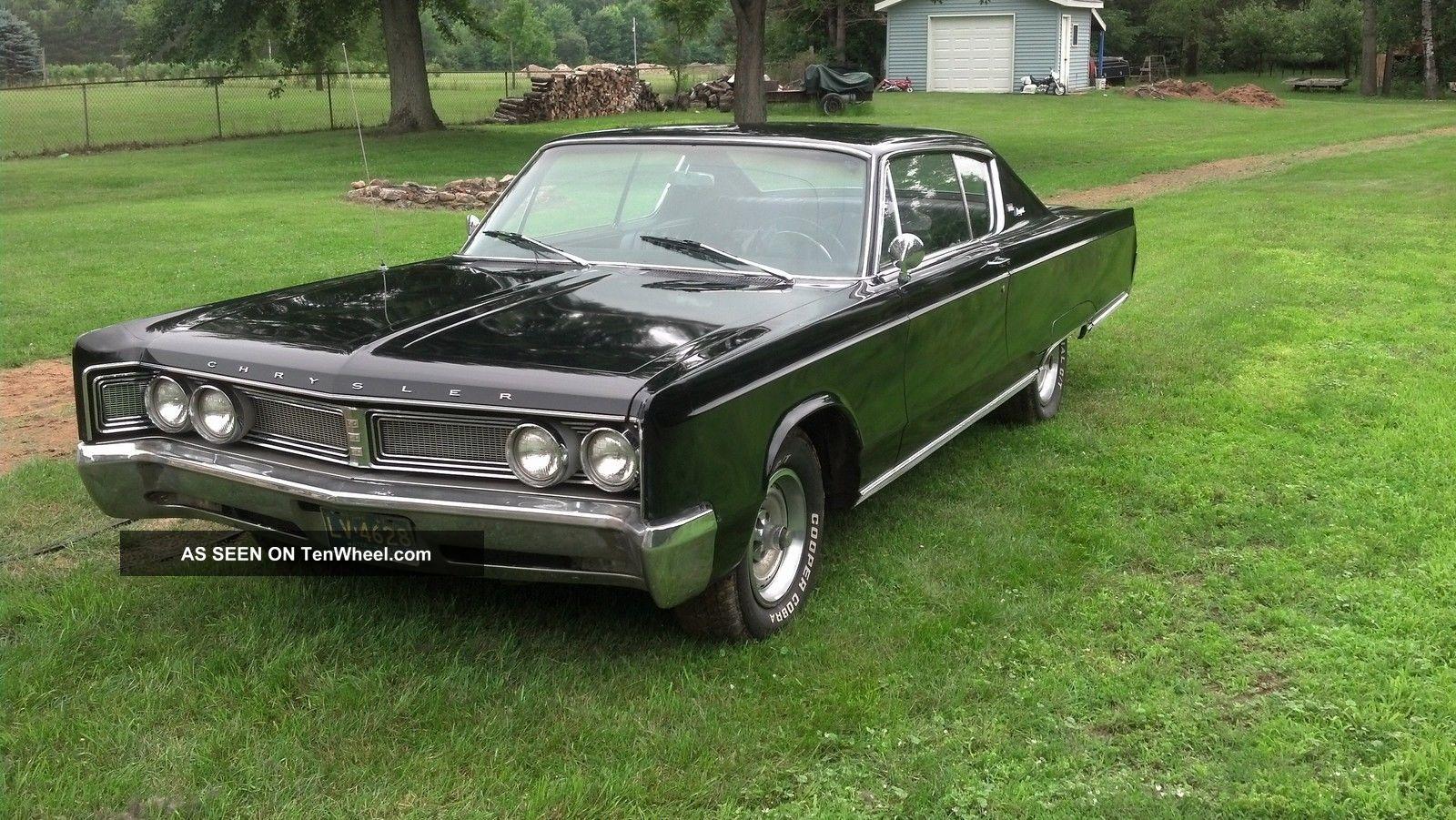 1967 Chrysler Newport 2 - Door Coupe Newport photo