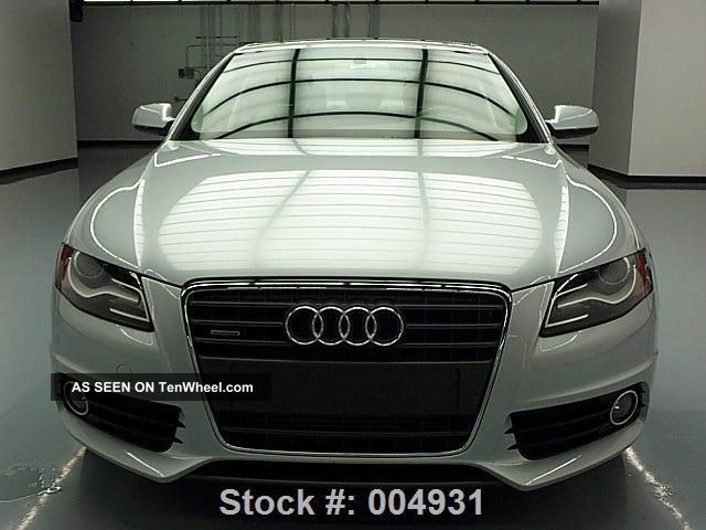2012 audi a4 quattro premium plus s line awd 61k mi texas direct auto. Black Bedroom Furniture Sets. Home Design Ideas