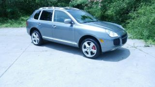 2006 Porsche Cayenne Turbo S Fully Loaded And Fast 85k photo