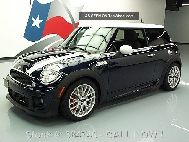 2013 Mini Cooper S John Cooper Works Jcw 6speed 31k Texas Direct Auto Cooper S photo