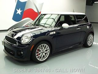 2013 Mini Cooper S John Cooper Works Jcw 6speed 31k Texas Direct Auto photo