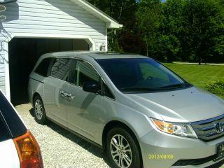2012 Honda Odyssey Ex - L Mini Passenger Van 4 - Door 3.  5l photo