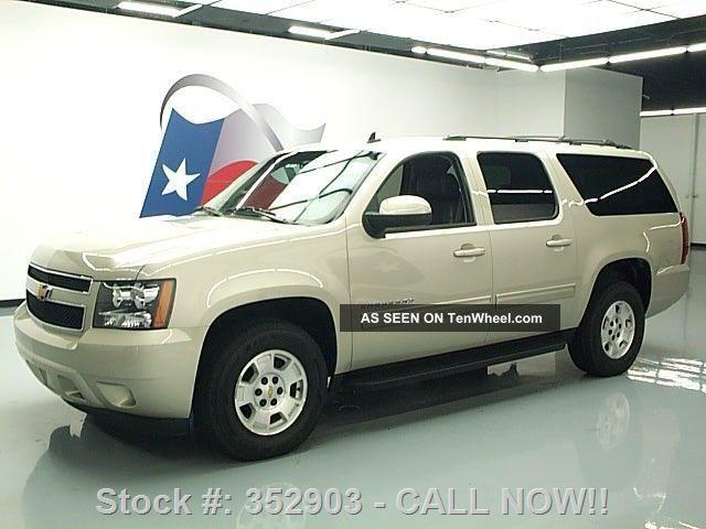 2013 chevy suburban lt 1500 htd 8 passenger 30k texas direct auto. Black Bedroom Furniture Sets. Home Design Ideas