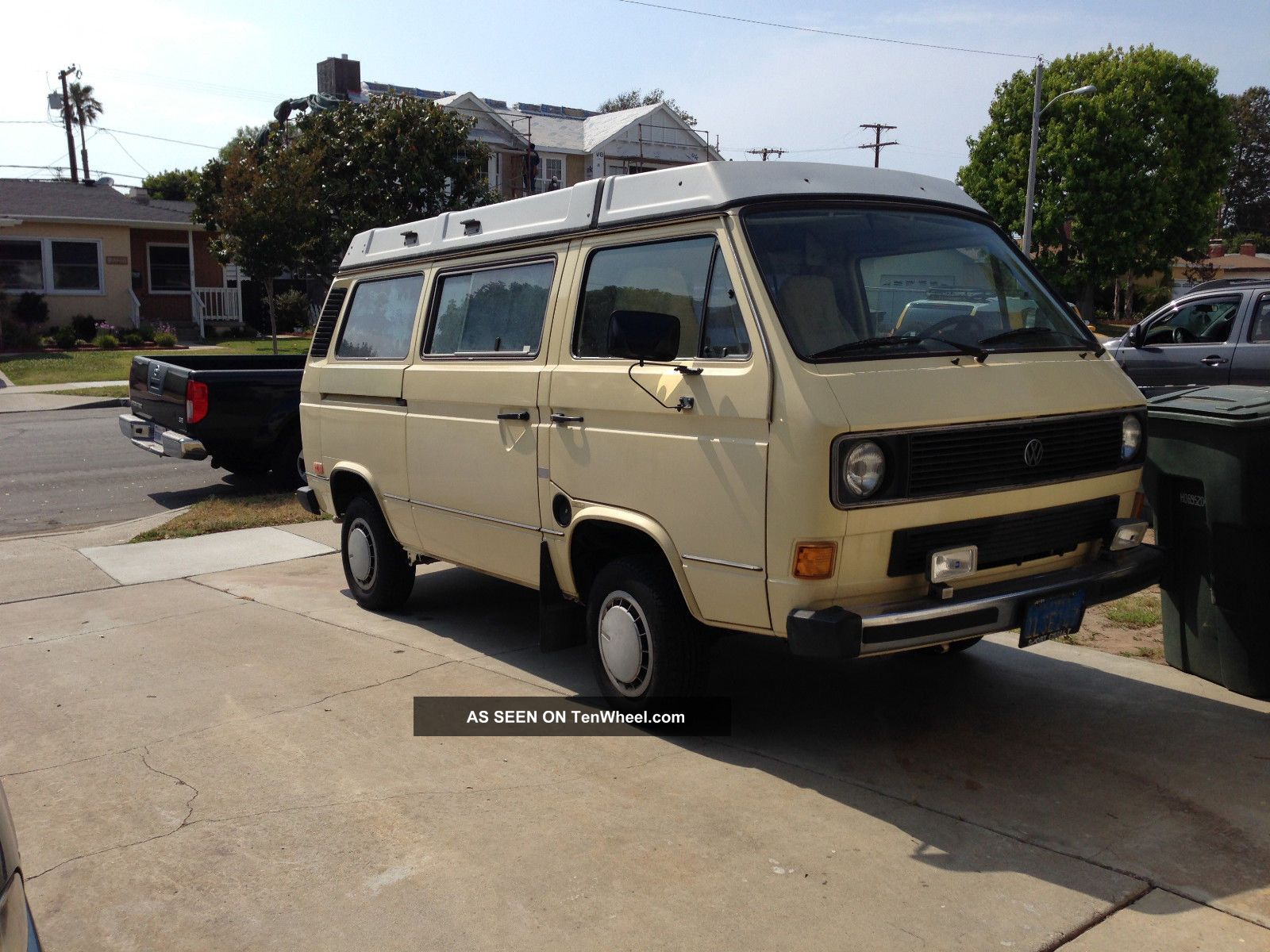 1984 Vanagon Bus/Vanagon photo