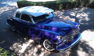 Chrysler 1949 / / Customized / / Cool Sled / / Look At Me photo